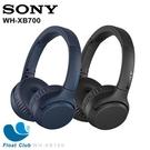 Sony EXTRA BASS 耳罩式耳機 WH-XB700 (深藍/黑) (限宅配)