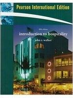 二手書博民逛書店《Introduction to Hospitality》 R2