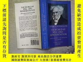 二手書博民逛書店The罕見World As Will and Represent