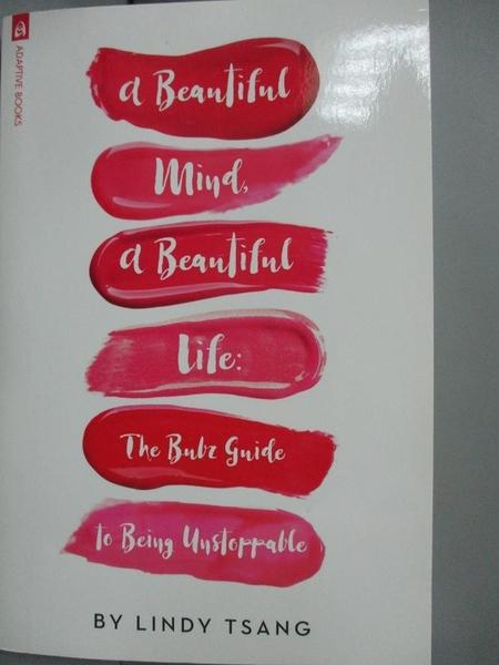 【書寶二手書T3/美容_JRZ】A Beautiful Mind, a Beautiful Life: The Bubz