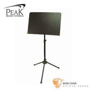 譜架 美國品牌 PEAK 平板式譜架 SMS-32  (附收納袋/可調整高度/各種樂譜皆適用)SMS32