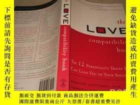 二手書博民逛書店the罕見LOVE compatibility book 愛情兼容書Y222470 看圖 看圖 出版2003