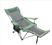 戶外躺椅折疊便攜式超輕車載午休午睡椅成人釣魚休閒沙灘演員椅子
