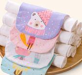 寶寶純棉吸汗巾嬰兒童隔汗巾墊背巾