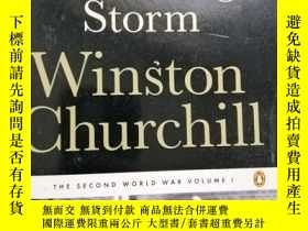 二手書博民逛書店Winston罕見Churchill The Gathering Storm The Second World W