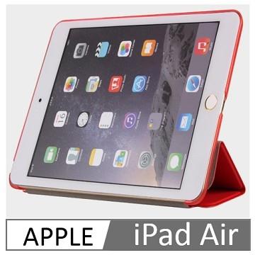 Apple iPad Air 可立式保護殼-智能休眠/喚醒功能