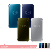 Samsung三星 原廠Galaxy S6 G920專用 全透視鏡面感應皮套 Clear View /智慧側掀保護套