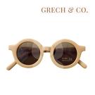 丹麥 Grech&Co. 兒童太陽眼鏡 - 杏黃