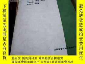 二手書博民逛書店罕見專志篇目彙編9358 山西省靈石縣史志辦公室