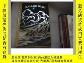 二手書博民逛書店BALLON罕見BLEU 【8開精裝彩色漫畫】Y15796 Ca