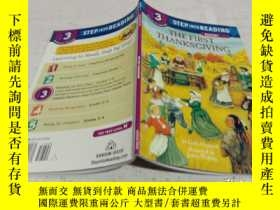 二手書博民逛書店The罕見First Thanksgiving《 第一個感恩節 》Y200392