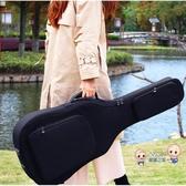 吉他包 加厚加棉民謠木吉他包39寸40寸41寸雙肩琴包防水背包T 3色