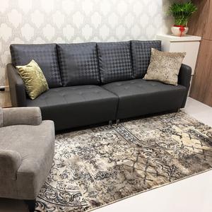 【YFS】安帝克地毯 柔軟 親膚 易整理 仿古印染地毯170x240c