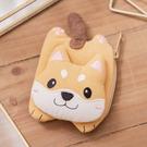 Kiro貓‧柴犬寶寶 造型 鋪棉 小物包...