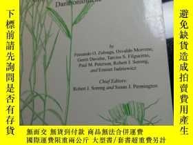二手書博民逛書店catalogue罕見of new world grasses