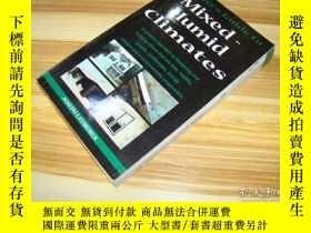 二手書博民逛書店Mixed-Humid罕見Climates 英文版Y12947