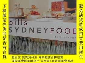 二手書博民逛書店Bill s罕見Sydney FoodY13390 Bill G