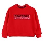 『小鱷魚童裝』短版運動衫(08號~16號)532458