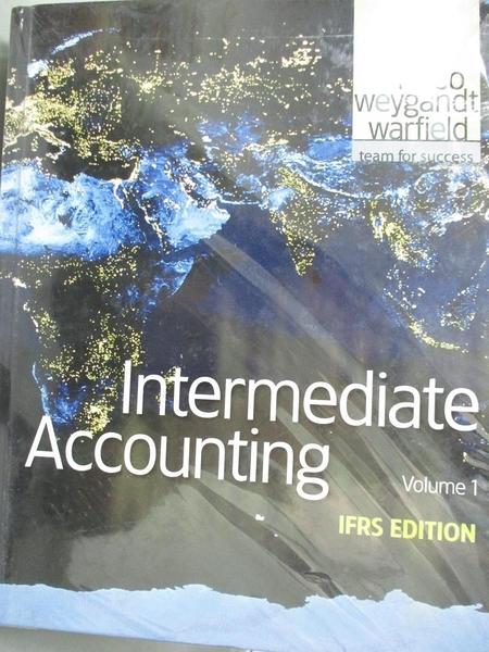 【書寶二手書T6/大學商學_IMK】Intermediate Accounting:IFRS V1 & V2 SET_D