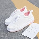 2019春季新款百搭小白鞋女學生