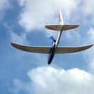 飛機模型 輕逸模型競賽版電動泡沫飛機手拋滑翔機充電航模比賽兒童戶外【快速出貨八折鉅惠】
