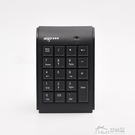 鍵盤系列 筆記本電腦數字鍵盤外接迷你小鍵盤通用黑色 好樂匯