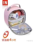 保溫袋便當包手提包韓國小清新飯盒袋小學生可愛防水裝的保溫兜上班日式【【八折搶購】】