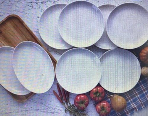 [COSCO代購] W130416 Luzerne Oriental系列 餐盤8件組