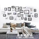 北歐簡約裝飾客廳照片牆 相框牆創意歐式相框掛牆組合相片牆 果果輕時尚NMS