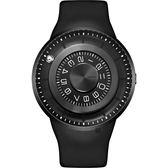 odm Jupiter 木星系列手錶-黑/44mm DD159-06