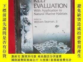 二手書博民逛書店Artificial罕見Reef Evaluation: Wit
