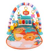 動物鋼琴健身架 獅子長頸鹿 嬰兒腳踏鋼琴 踢踢琴 健力架 遊戲墊 遊戲毯 0629 好娃娃