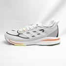 ADIDAS SUPERNOVA + M 男款 慢跑鞋 運動鞋 FX6651 白x灰 大尺碼【iSport愛運動】