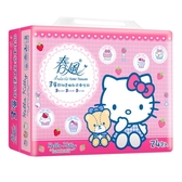 【春風】Hello Kitty三層抽取衛生紙100抽*24包/串