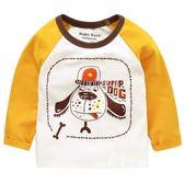 長袖T恤  男童長袖T恤純棉2018新款秋裝秋衣童裝兒童寶寶上衣小童嬰兒潮3歲