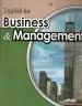 二手書R2YBb《English for Business&Management