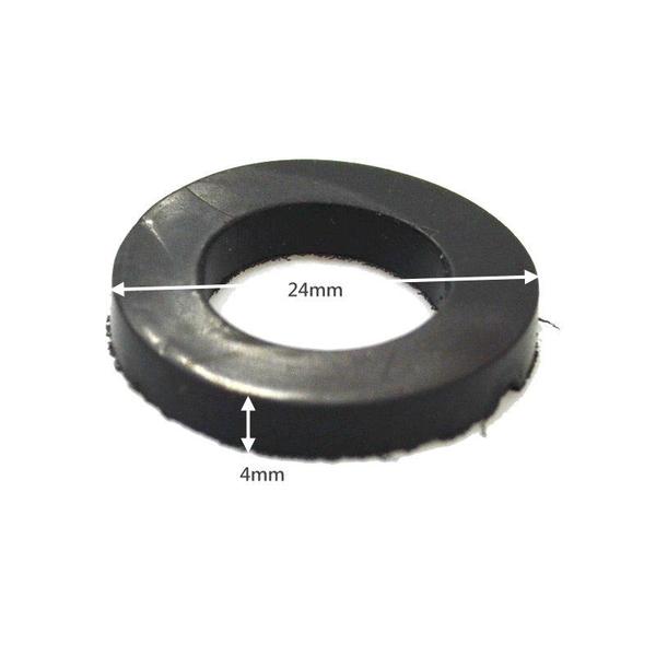 【AI352】龍頭軟管6分平墊 水龍頭橡膠墊圈 燃氣管 止水墊片 橡膠墊片 密封圈 密封墊片 EZGO商城