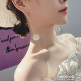 流蘇珍珠耳環氣質長款個性不對稱耳墜耳夾耳飾女  朵拉朵衣櫥