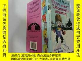 二手書博民逛書店HORRID罕見HENRY AND THE ABOMINABLE SNOWMAN:可怕的亨利和可惡的雪人Y20