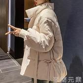 反季羽絨棉衣棉服女冬裝棉襖年新款韓版寬鬆短款冬季外套清倉 雙十二全館免運