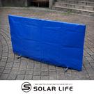 桌球圍布架.乒乓球檔球架 屏風帆布架142 x 76cm