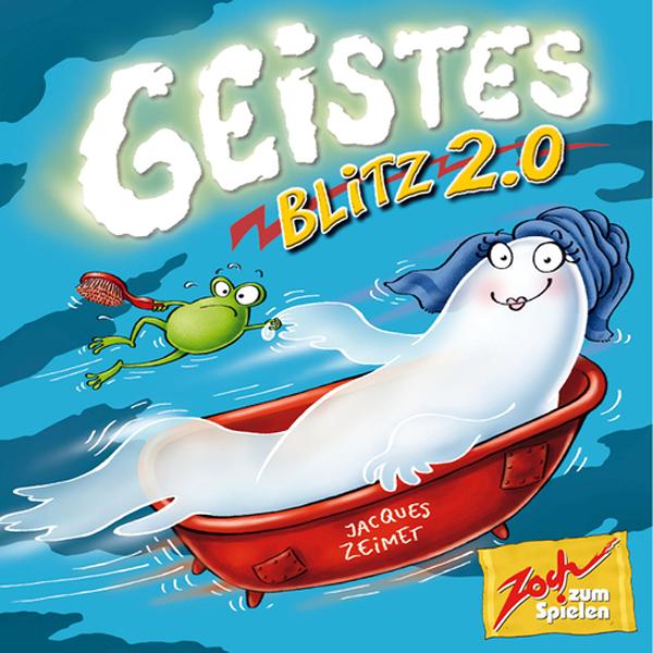 【新天鵝堡桌遊】反應桌遊-閃靈快手2 Geistes Blitz 2