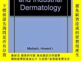 二手書博民逛書店Occupational罕見and Industrial Dermatology-職業和工業皮膚科Y36173