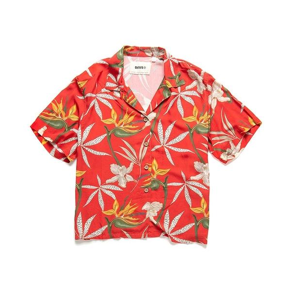 DEUS|女 Radiant Shirt 襯衫短袖