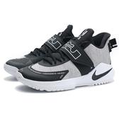 NIKE 籃球鞋 LEBRON AMBASSADOR XII XII 灰黑 籃球鞋 男(布魯克林) BQ5436-005