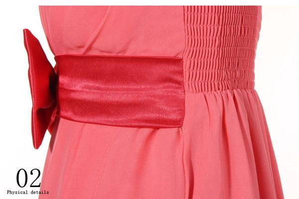 (45 Design  )   7天到貨  伴娘禮服長款姐妹服伴娘服敬酒韓版顯瘦伴娘裝紫色