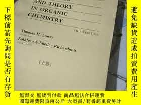 二手書博民逛書店MECHANISM.罕見AND THEORY IN ORGANIC CHEMISTRYY308086
