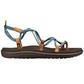 TEVA VOYA INFINITY 織帶羅馬涼鞋 - 藍綠 1019622DLK