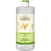 【Green Pharmacy草本肌曜】燕麥調理四效潔膚水500ml (敏感乾性肌適用)
