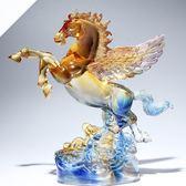 琉璃馬 琉璃飛馬 馬到成功 馬